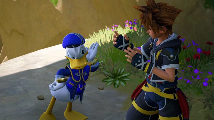 Top ventes France Semaine 5 2019 Kingdom Hearts 3