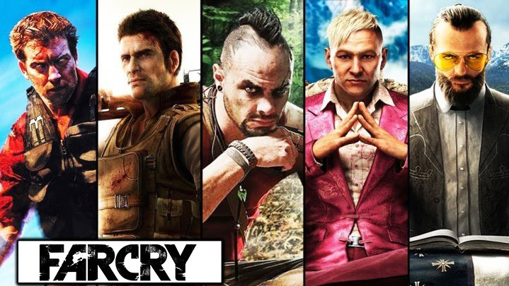 Dossier : La saga Far Cry