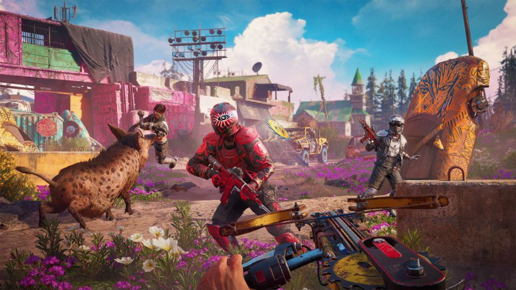 Far Cry : New Dawn disponible sur PS4, Xbox One et PC (vidéo)