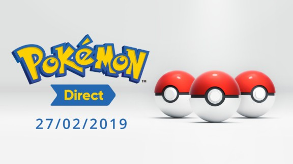 nintendo direct 27 février 2019 switch pokémon replay