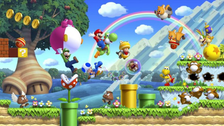 Top ventes France Semaine 9 2019 New Super Mario Bros U Deluxe