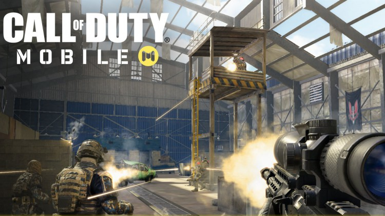 Call Of Duty mobile sur ios et android