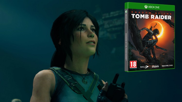 Concours jeux Shadow Of The Tomb Raider Xbox One