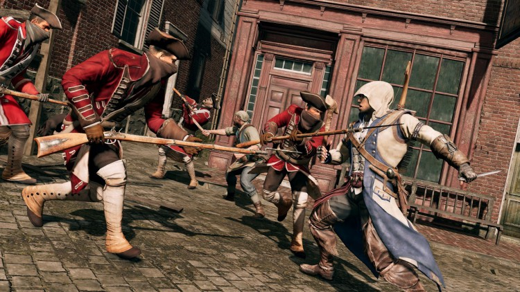 Assassin's Creed 3 Remastered disponible sur PS4, Xbox One et PC en vidéo