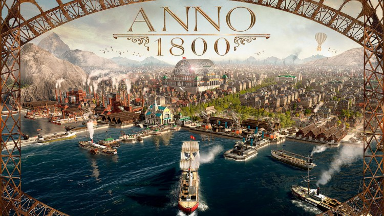Anno 1800 open beta date prix pc