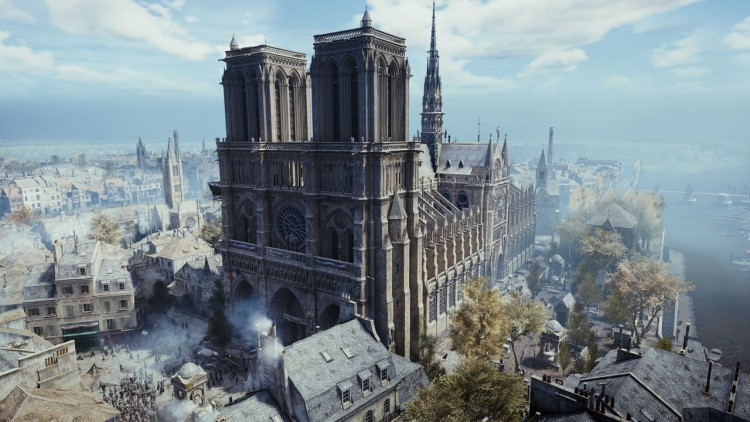 Assassin's Creed Unity gratuit sur PC