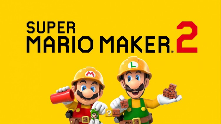 Super Mario Maker 2 replay Nintendo Direct 16 mai 2019