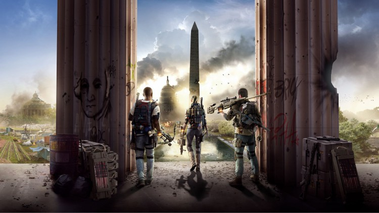 The Division 2 gratuit PC PS4 Xbox One