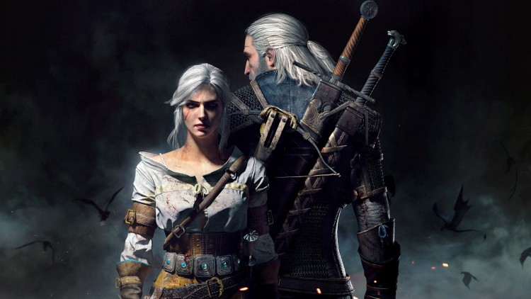 Saga The Witcher