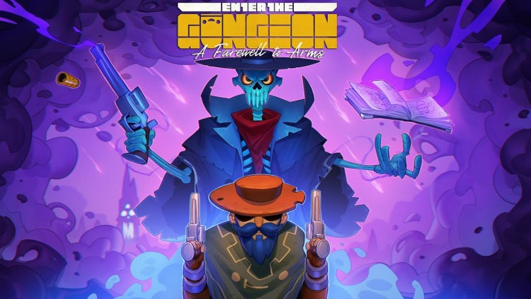 Enter The Gungeon gratuit sur PC Mac
