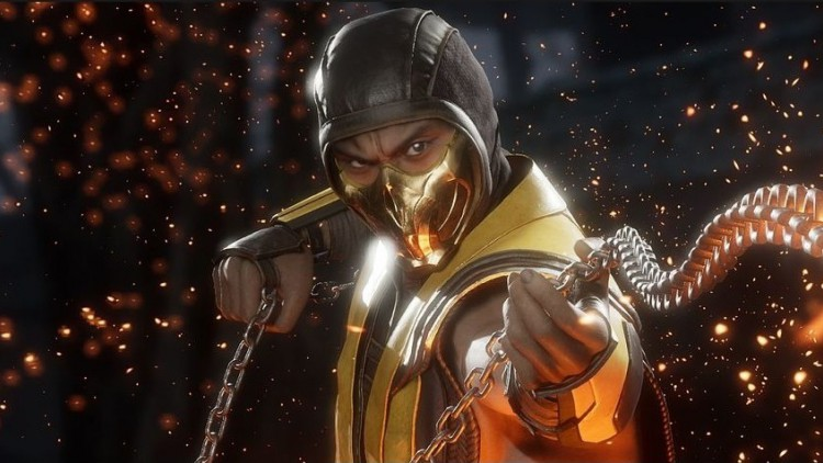Test Mortal Kombat 11Switch