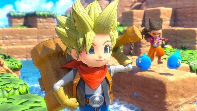 Dragon Quest Builders 2 : les travaux reprennent