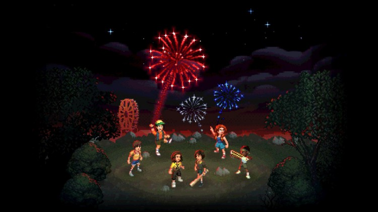 Stranger Things 3: The Game : un été rétro à Hawkins