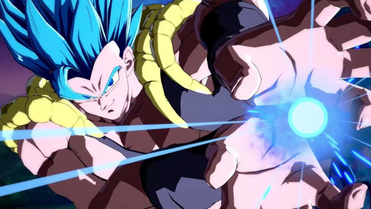 Dragon Ball FighterZ : Gogeta SSGSS se trouve une date de sortie