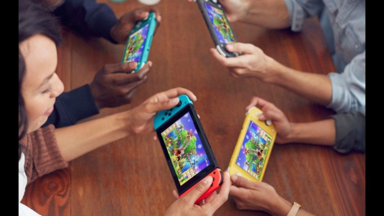 Nintendo Switch vs Nintendo Switch Lite : notre comparatif