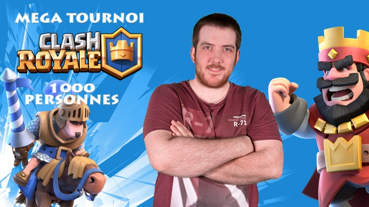 Vosketal- Voskeshow - Tournoi Clash Royale