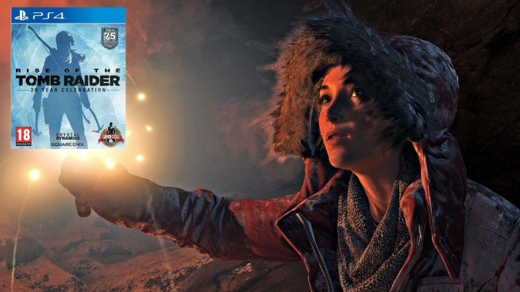 Concours Rise Of The Tomb Raider PS4